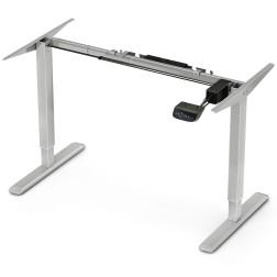 DF300 silber Tischgestell